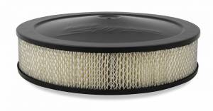Holley Sniper EFI - Sniper Air Cleaner Assembly, 14 x 4  Black Finish - Image 2