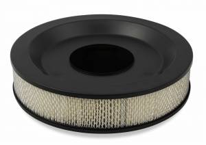 Holley Sniper EFI - Sniper Air Cleaner Assembly, 14 x 4  Black Finish - Image 3