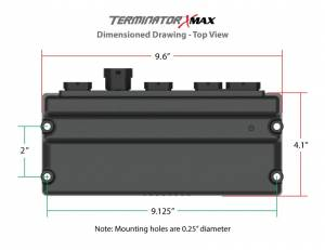 Holley EFI - 550-903 Terminator X LS 24X/1X LS MPFI Kit - Image 5