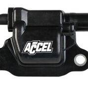 Ignition - Ignition Coils - Accel - 140081 Accel 14-UP LT SQUARE COIL - BLACK SINGLE