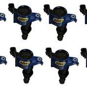 Accel - 14033B-8 Accel COIL 8PK,FORD MOD ENG 3-VALVE, BLUE