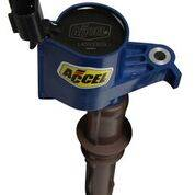 Ignition - Ignition Coils - Accel - 140033EB Accel COIL,FORD LATE MOD ENG 3-VALVE, BLUE