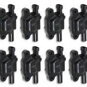 Ignition - Ignition Coils - Accel - 140043K-8 Accel COIL,GM LS2 LS3 LS7 8-PACK- BLACK