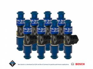 FIC 1650cc Fuel Injector Set for LS1/LS6 engines (High-Z) (180 lbs/hr at OE 58 PSI fuel pressure)