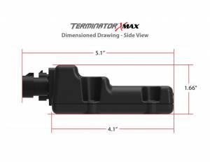 Holley EFI - 550-919 Terminator X MAX  LS1 24x/1x MPFI Kit w/Transmission Control - Image 7