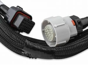 Holley EFI - 550-928 Terminator X MAX LS2/LS3/Late Truck 58X/4X LS MPFI Kit w/DBW Throttle Body and Transmission Control - Image 6