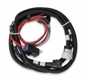 Holley EFI - 550-928 Terminator X MAX LS2/LS3/Late Truck 58X/4X LS MPFI Kit w/DBW Throttle Body and Transmission Control - Image 3