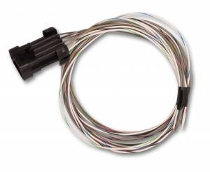 Holley EFI - 550-928 Terminator X MAX LS2/LS3/Late Truck 58X/4X LS MPFI Kit w/DBW Throttle Body and Transmission Control - Image 4